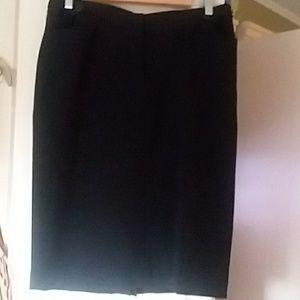 Norma Kamali Pencil Skirt NWOT 12